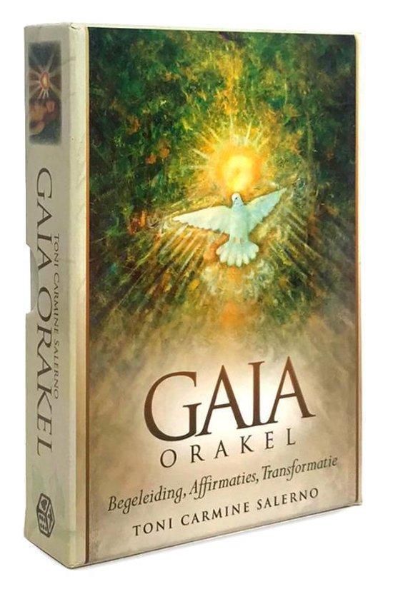 Gaia Orakel - Toni Carmine Salerno   Fthsonline.com