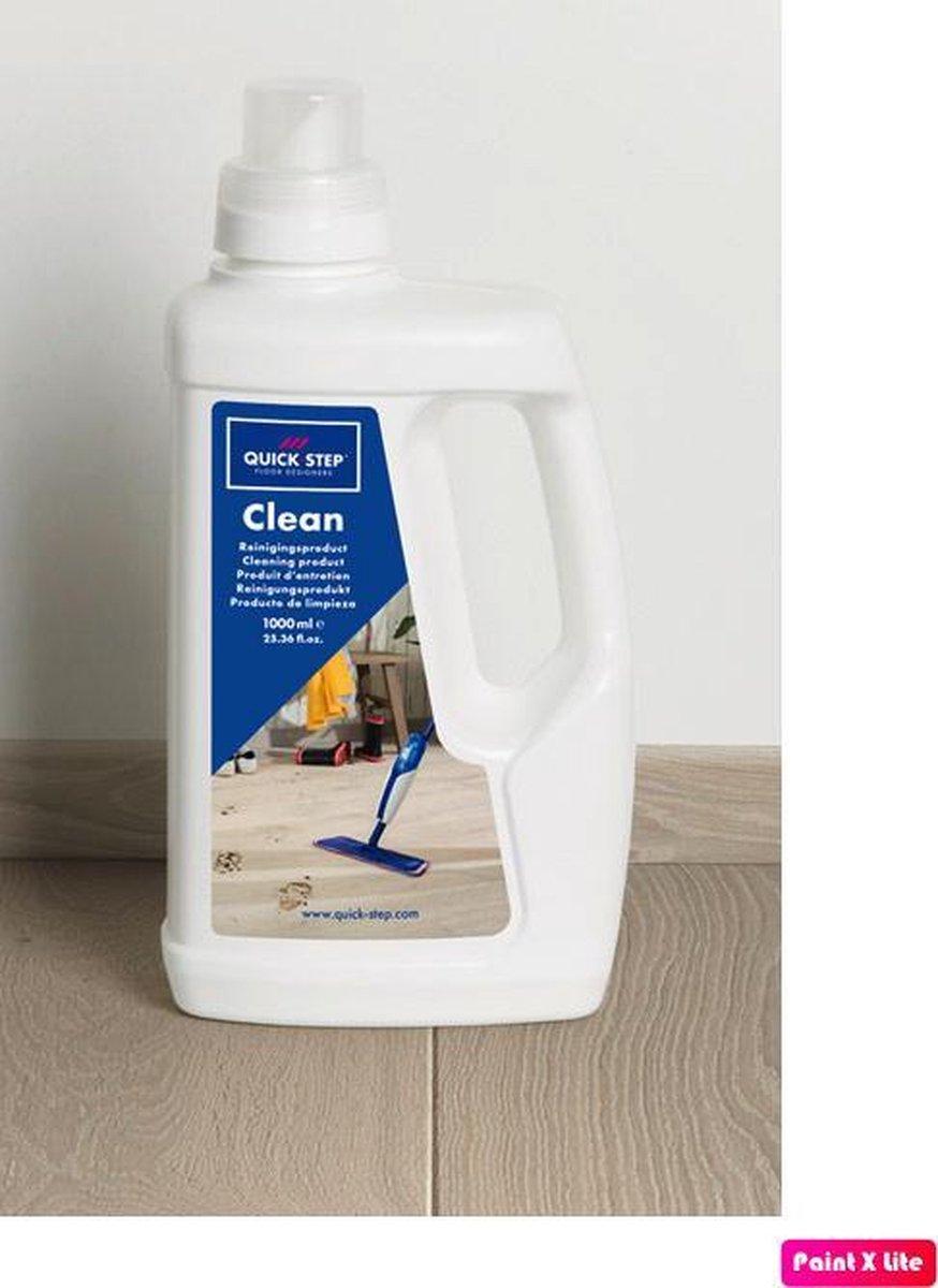 Quick Step Clean