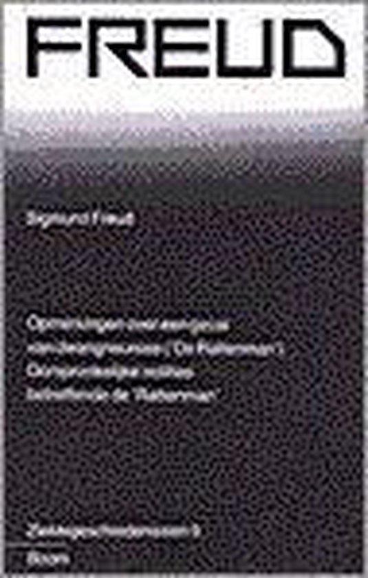 Opmerkingen over een geval van dwangneurose ('De Rattenman') - Sigmund Freud |
