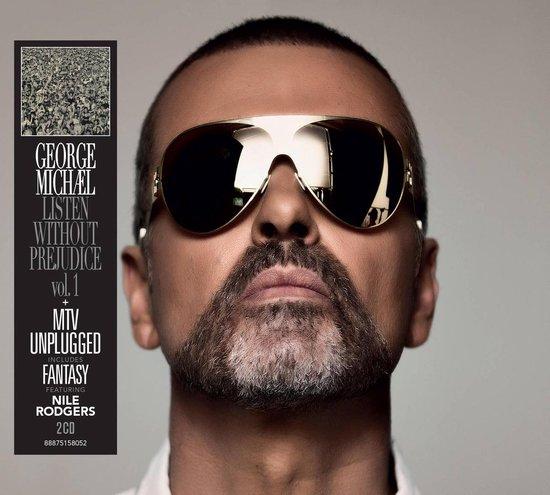CD cover van Listen Without Prejudice / MTV Unplugged van George Michael