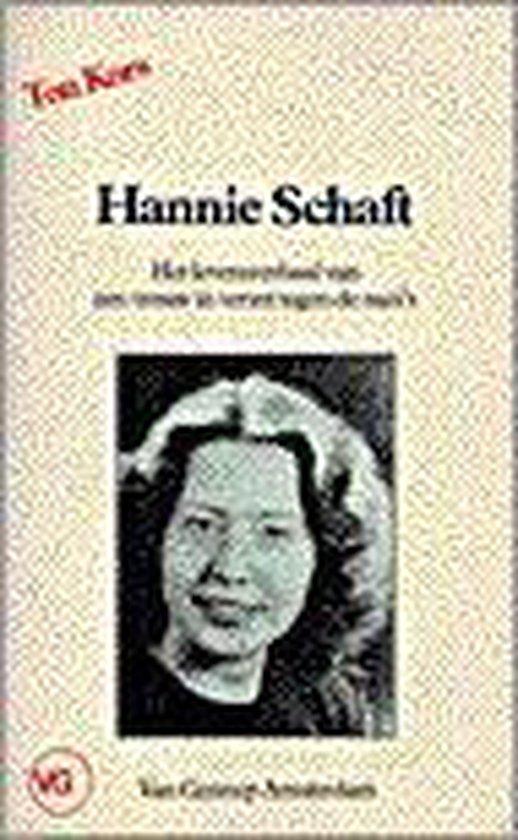Hannie schaft - Ton Kors  