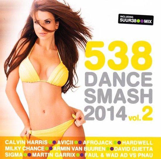 538 Dance Smash 2014 - Vol. 2