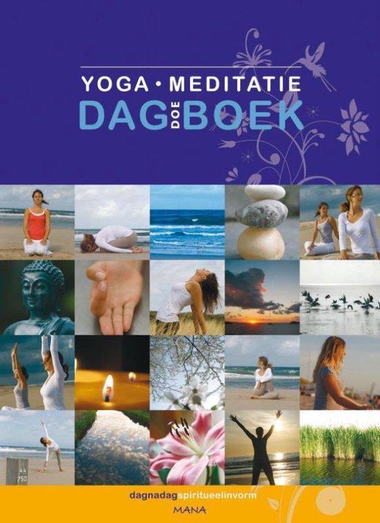 Yoga meditatie dag- & doeboek - Saskia Onck | Readingchampions.org.uk