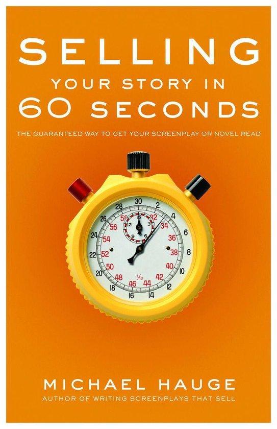 Afbeelding van Selling Your Story in 60 Seconds