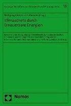 Klimaschutz durch Erneuerbare Energien