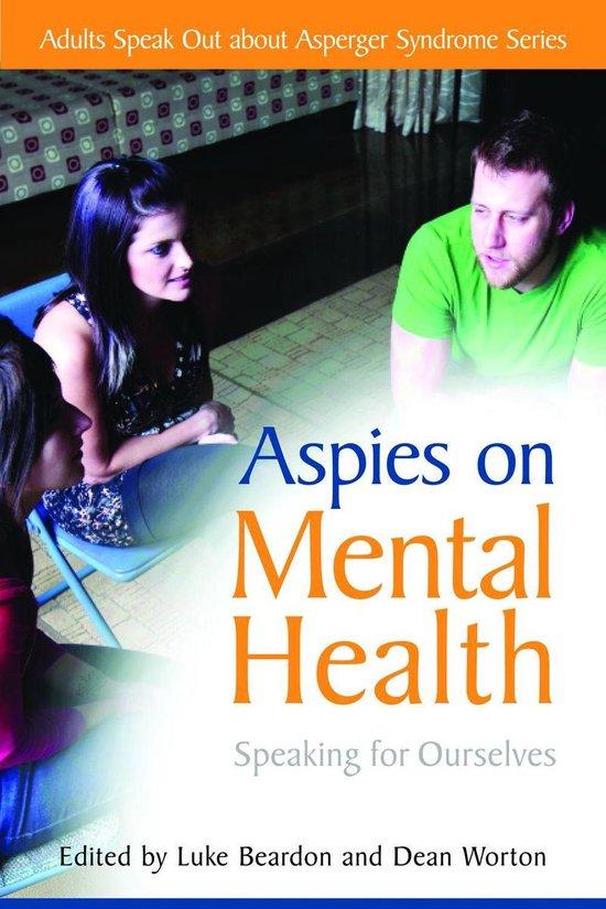 Boek cover Aspies on Mental Health van Natasha Goldthorpe (Onbekend)