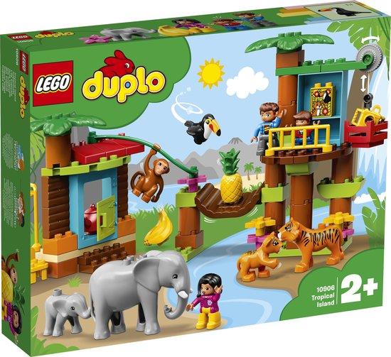 Afbeelding van LEGO DUPLO Tropisch Eiland - 10906 speelgoed