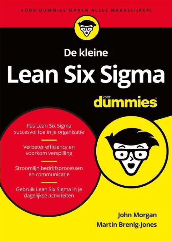 Voor Dummies - De kleine Lean Six Sigma voor dummies - John Morgan  