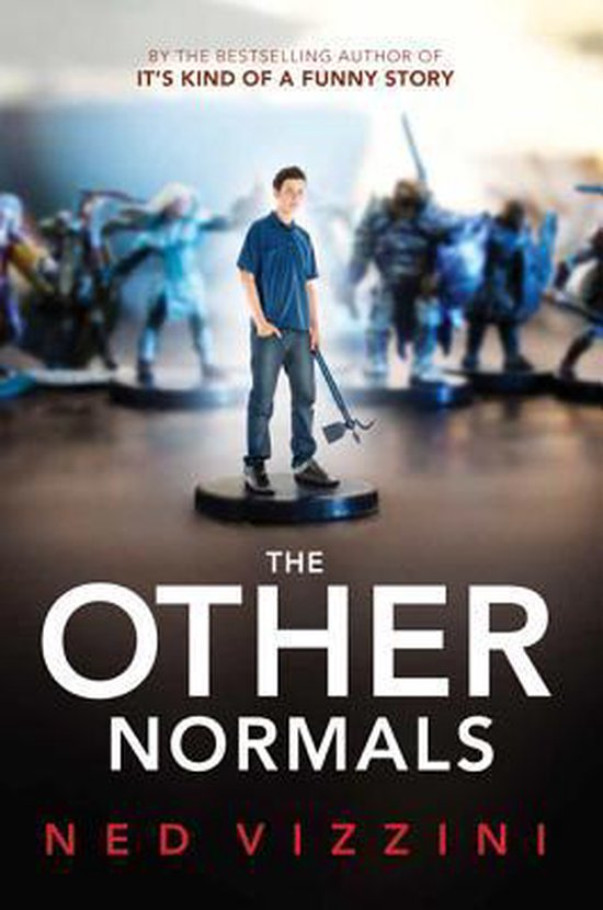 Boek cover The Other Normals van Ned Vizzini (Paperback)