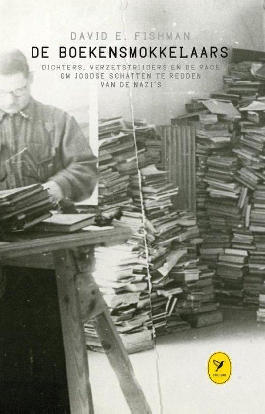 De boekensmokkelaars - David E. Fishman  