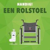 Omslag Handig!  -   Een rolstoel