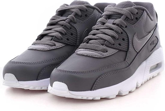 | Nike Air Max 90 Leather 833376 012 Grijs 35.5