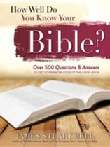 How Well Do You Know Your Bible?