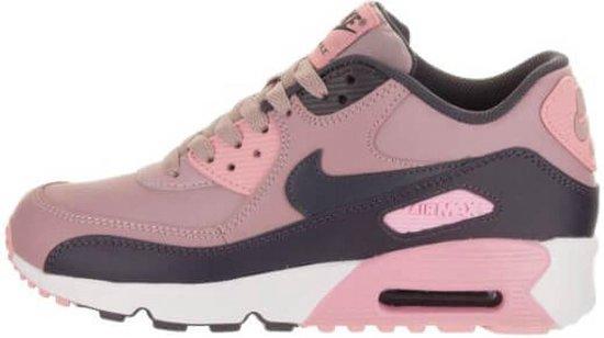 bol.com | Nike Air Max 90 meisjes leer roze maat 39