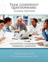 Team Leadership Questionnaire - Leader Edition