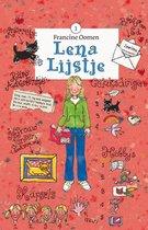 Boek cover Lena Lijstje van Francine Oomen