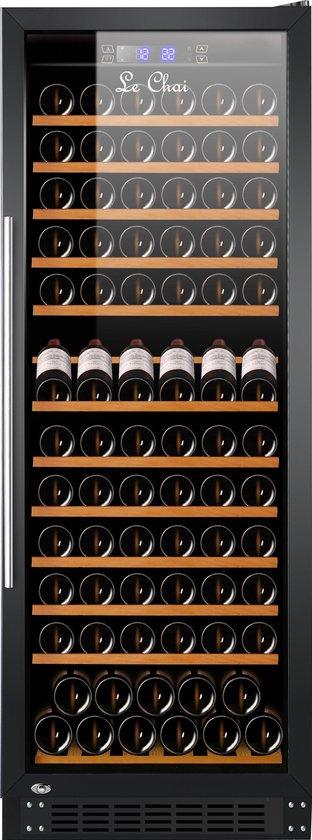 Koelkast: Le Chai PRO97MA - Wijnkoelkast - 97 flessen, van het merk Le Chai