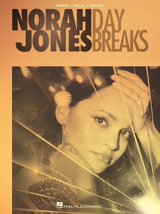 Boek cover Norah Jones - Day Breaks Songbook van Norah Jones