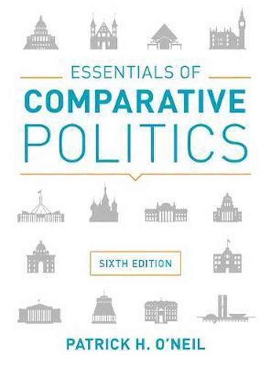 Afbeelding van Essentials of Comparative Politics