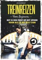 Boek cover Treinreizen voor beginners van Jan Dijkgraaf