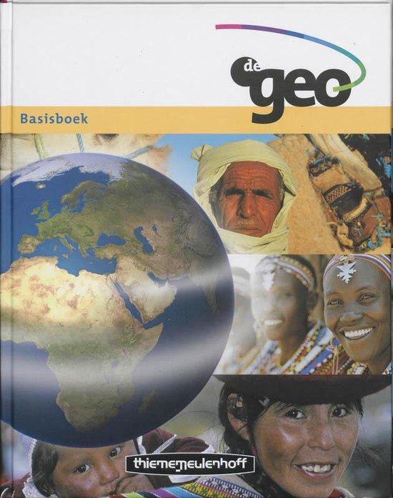 De Geo / Basisboek - ten Brinke |