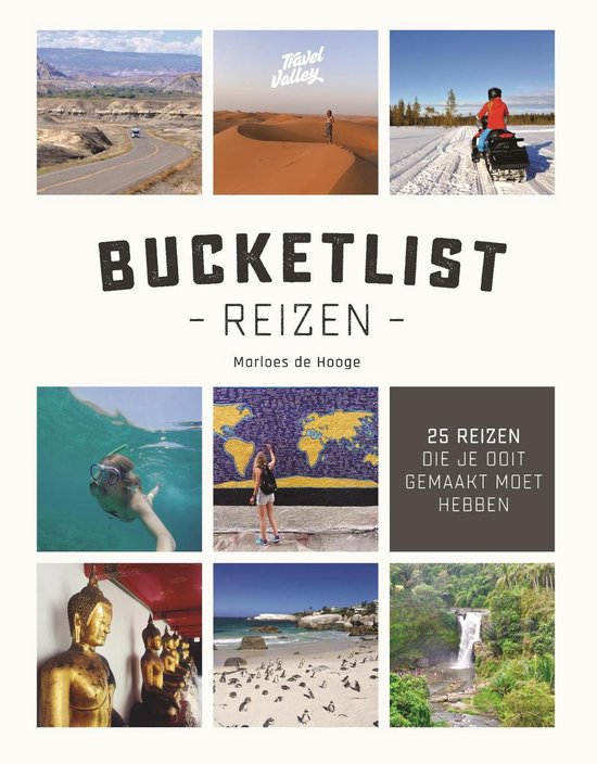 Afbeelding van Bucketlist reizen