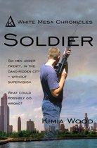 Omslag Soldier