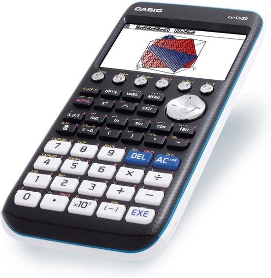 Afbeelding van Casio FX-CG50 - Grafische Rekenmachine