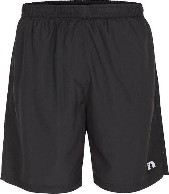 Newline Base 2 Layer Shorts 14748-603 - Hardloopbroek - Heren - Black - Maat M