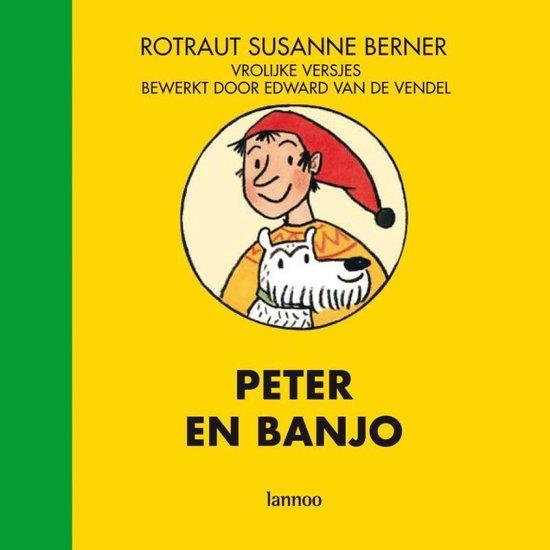 Boek cover Peter En Banjo van R.S. Berner (Onbekend)