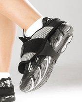 SKLZ Schoengewichten - 2 stuks - 0,75 kg - Zwart