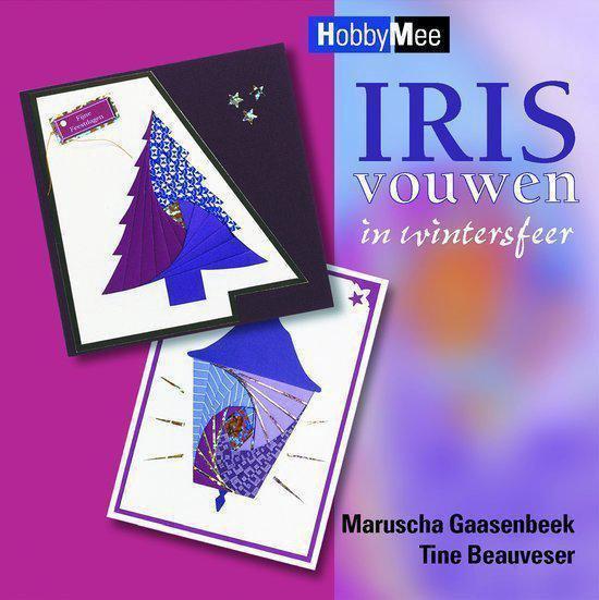 Irisvouwen In Wintersfeer - Maruscha Gaasenbeek |