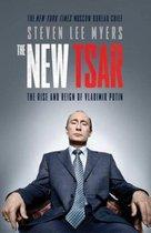 Boek cover New Tsar van Steven Lee Myers (Onbekend)