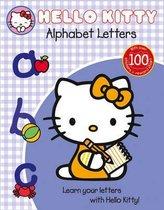 Boek cover Learn with Hello Kitty van Onbekend