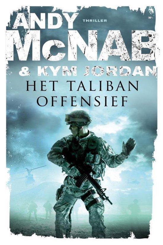 Het talibanoffensief - Andy McNab |