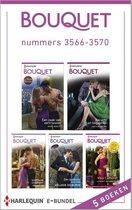 Bouquet e-bundel nummers 3566-3570, 5-in-1