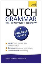 Boek cover Dutch Grammar You Really Need to Know van Gerdi Quist (Paperback)