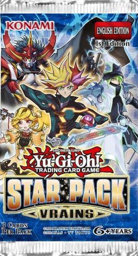 Afbeelding van het spel Star Pack Vrains Booster