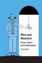 Boek cover Men and Manners van David Coggins