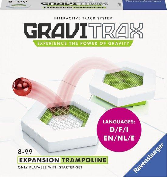 Afbeelding van GraviTrax® Trampoline uitbreiding - knikkerbaan / Kogelbaan