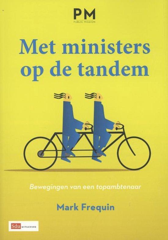 Met ministers op de tandem - Mark Frequin | Readingchampions.org.uk