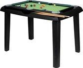 Maxx Pooltafel - mini snookertafel 108x75x78 cm