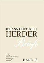 Johann Gottfried Herder. Briefe.