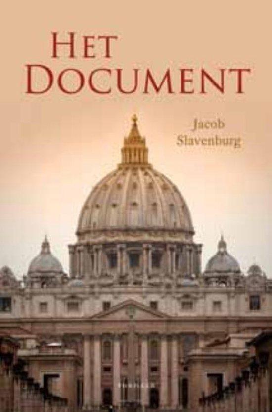 Het document - Jacob Slavenburg pdf epub