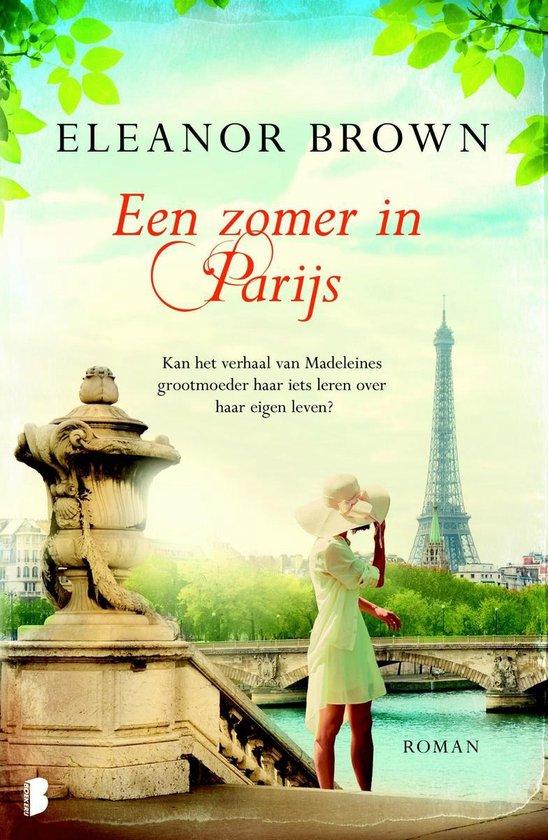 Een zomer in Parijs - Eleanor Brown |