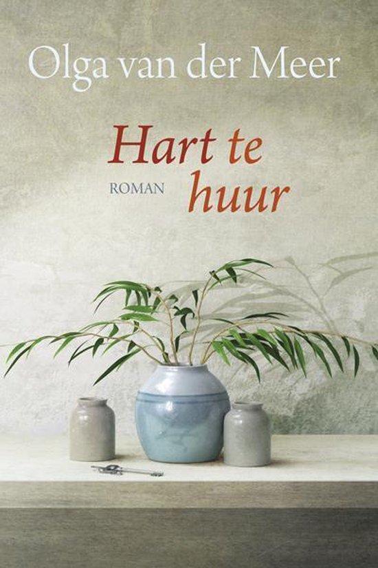 Cover van het boek 'Hart te huur' van Olga van der Meer