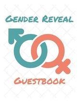 Gender Reveal Guestbook