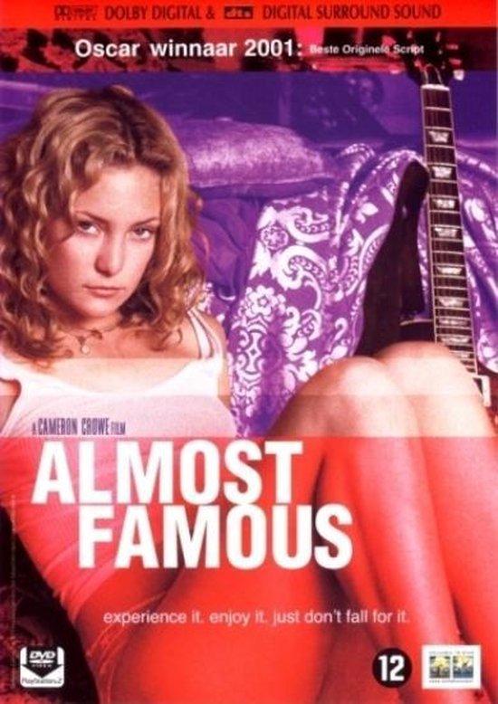 Cover van de film 'Almost Famous'
