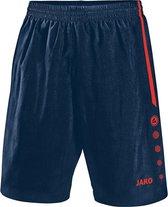 Jako Turin Voetbalshort - Shorts  - blauw - M