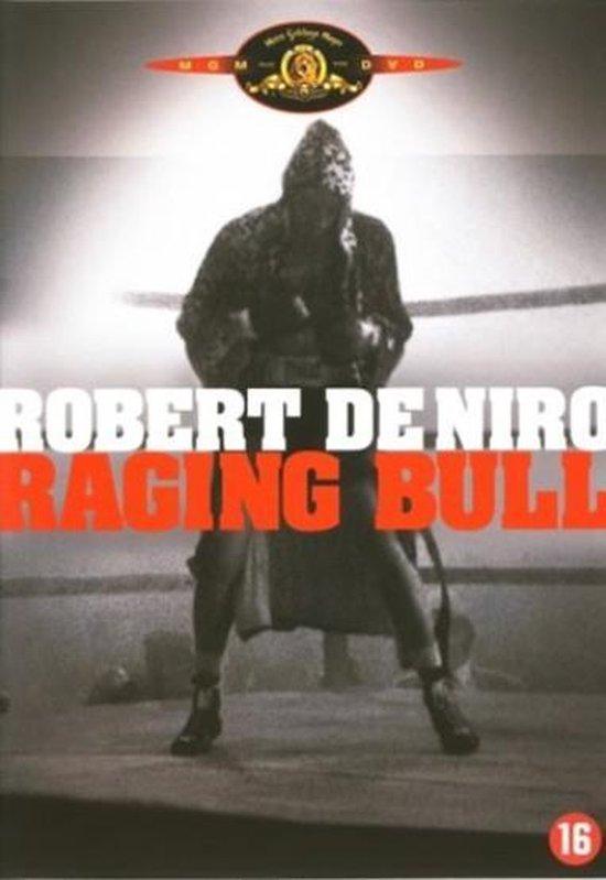 Cover van de film 'Raging Bull'